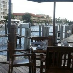 Photo taken at Bimini Boatyard Bar & Grill by Raul R. on 5/26/2013