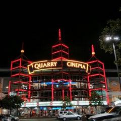 Photo taken at Regal Cinemas Alamo Quarry 16 by Suryatapa C. on 6/10/2013