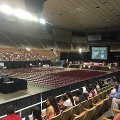 Photo taken at Arizona Veterans Memorial Coliseum by David G. on 5/23/2013