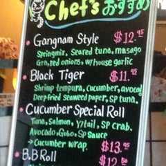 Photo taken at Tokoro Japanese Restaurant by Veronica Garcia Saldana on 4/10/2013