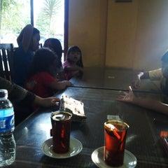 Photo taken at Boli Boli Cafe (Pemandian Air Panas) by Robert Daniel P. on 5/27/2014