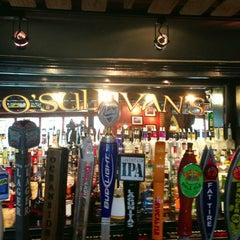 Photo taken at O'Sullivan's Irish Pub of Carlsbad by Lorraine E. on 4/6/2013