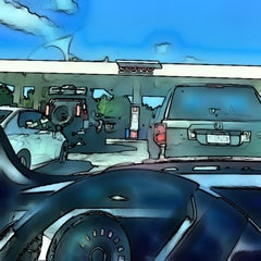 Photo taken at Costco Gas Station by Lorraine E. on 4/23/2016