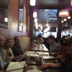 Photo taken at Patxi's Pizza by Saul L. on 5/21/2013