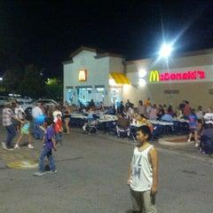 Photo taken at McDonald's by Joseph W. on 10/18/2012