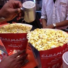 Photo taken at Cinemark Movies 8 by Cierra 🌺 M. on 7/16/2013
