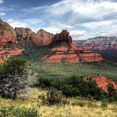 Photo taken at Sedona Red Rocks by Kevin H. on 4/26/2013
