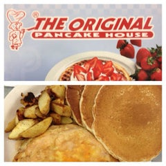 Photo taken at The Original Pancake House by Café P. on 5/27/2013