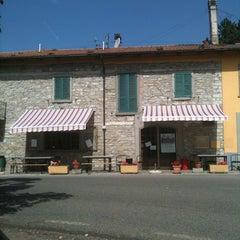 Photo taken at Passo de Il Giogo by Filippo N. on 7/28/2013