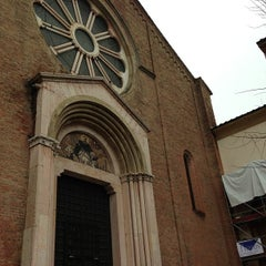 Photo taken at Basilica di San Domenico by Emanuele C. on 12/27/2012