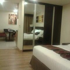Photo taken at Amari Residence Sukhumvit by Dawn L. on 11/7/2012