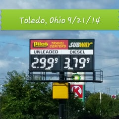 Photo taken at Toledo, OH by Don P. on 9/21/2014