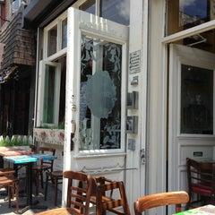 Photo taken at Frank Restaurant by Yokhoo C. on 6/15/2013