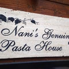 Photo taken at Nani's by Hannah D. on 8/4/2013