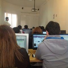 Photo taken at Instituto de Estudios Bancarios Guillermo Subercaseaux by Jose A. on 9/28/2013