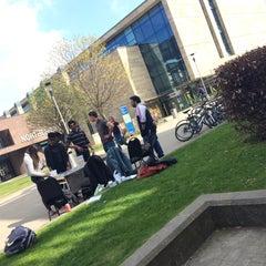 Photo taken at Newcastle University Students' Union by Khairunnisa A. on 4/24/2015