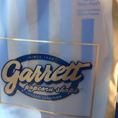 Photo taken at Garrett Popcorn Shops by Shaquawn on 6/13/2014