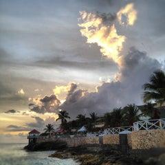 Photo taken at Sonesta Maho Beach Resort & Casino by Nathan B. on 3/21/2012