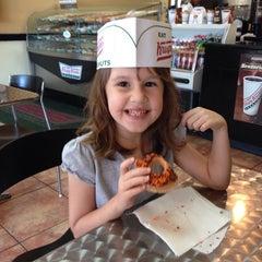Photo taken at Krispy Kreme Doughnuts by Matthew K. on 10/12/2013