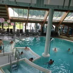 Photo taken at Thermae 2000 by Gábor R. on 8/18/2013