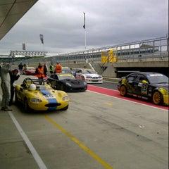 Photo taken at Silverstone Circuit by John P. on 5/11/2013