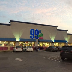 Photo taken at 99¢ Only Store by Sharifa I. on 2/18/2014