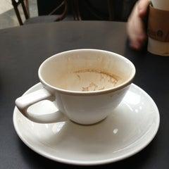 Photo taken at Starbucks by Kris S. on 3/26/2013
