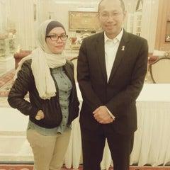 Photo taken at Kediaman Rasmi Perdana Menteri by Mummy Z. on 5/7/2015