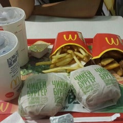 Photo taken at McDonald's by Мика М. on 7/3/2013