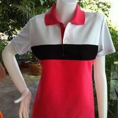 Photo taken at Porntip Sportswear by Soon T. on 12/13/2012