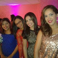 Photo taken at Andréa Guerra Recepções by Princesa C. on 9/13/2014