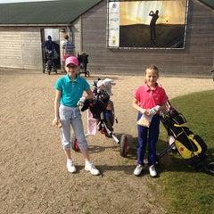 Photo taken at Golf en Countryclub Liemeer by René v. on 3/30/2014