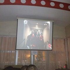 Photo taken at İhsaniyespor Lokali by Sercan K. on 11/30/2013