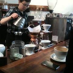 Photo taken at Intelligentsia Coffee by Eric S. on 3/2/2013