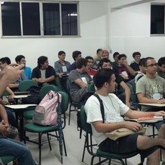 Photo taken at Instituto de Estudos Superiores da Amazônia by Ingrid M. on 6/6/2013