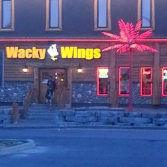 Photo taken at Wacky Wings by Marnie M. on 5/24/2014