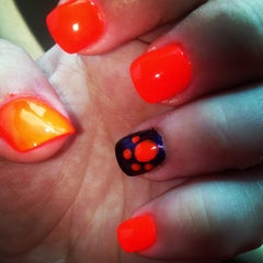 Photo taken at VIP Nails by Amber 🌻🍸 B. on 8/31/2013