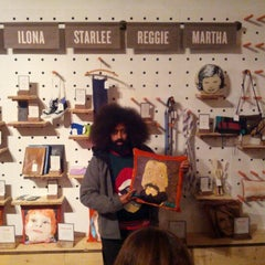 Photo taken at Etsy Holiday Shop by Christopher S. on 12/9/2012