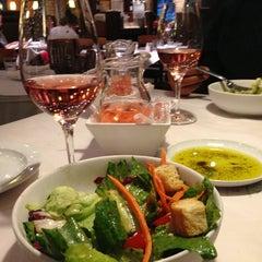Photo taken at Romano's Macaroni Grill by Barbara V. on 8/4/2013
