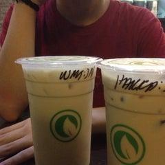 Photo taken at Moonleaf Tea Shop by Yang S. on 6/4/2015