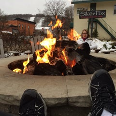 Photo taken at Downtown Ellicottville by Joey F. on 12/29/2013