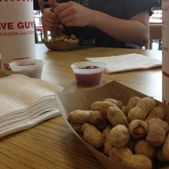 Photo taken at Five Guys by Sandy on 6/4/2013