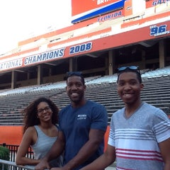 Photo taken at Gator Nation by Jac B. on 5/16/2015