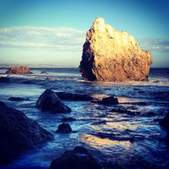 Photo taken at El Matador State Beach by Ryan J. on 8/28/2013