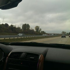 Photo taken at M 59 West by Christy H. on 10/5/2013