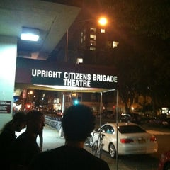 Photo taken at Upright Citizens Brigade Theatre by Jon D. on 7/26/2013