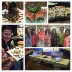 Photo taken at Kaiwa Teppan & Sushi by Jacie K. on 6/27/2015