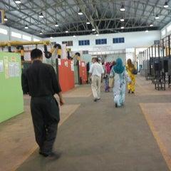Photo taken at Kota Samarahan Industrial Training Institute - Institut Latihan Perindustrian (ILP) Kota Samarahan) by Aishah B. on 10/3/2012