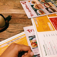 Photo taken at Nando's by ruff l. on 10/6/2015