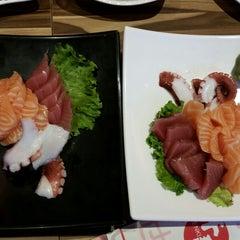 Photo taken at Senki Japanese Restaurant by Jenny Y. on 3/26/2015